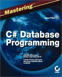 MasteringC#Database Programming