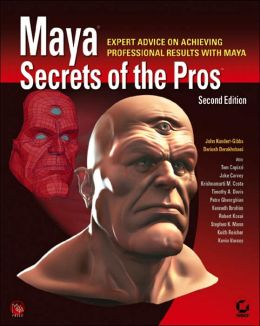 Maya Secrets of the Pros, 2nd Edition