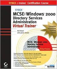 MCSE Windows 2000 Directory Services Administration E-Trainer (Sybex E-Trainer Series)