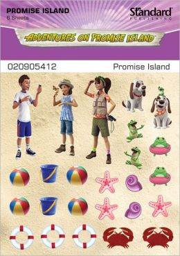 Promise Island Stickers