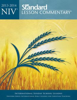 NIV Standard Lesson Commentary Paperback Edition 2013-2014