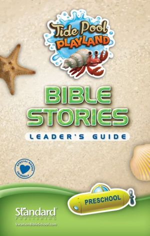 Bible Stories Leader's Guide: Preschool