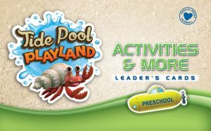 Activities & More Leader's Cards: Preschool