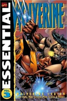 Essential Wolverine, Volume 3