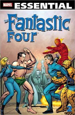 Essential Fantastic Four - Volume 2