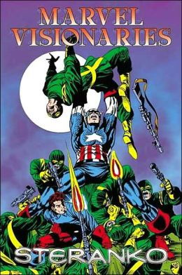 Marvel Visionaries Jim Steranko