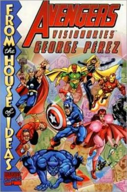 Avengers Legends, Volume 3: George Perez, Book 1