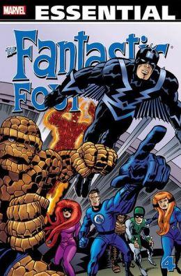 Essential Fantastic Four - Volume 4