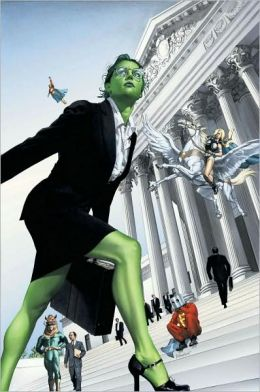 She-Hulk - Volume 2: Superhuman Law