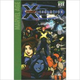 Marvel Age X-Men Evolution