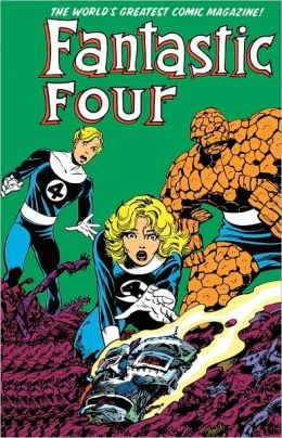 Fantastic Four Visionaries: John Byrne - Volume 4