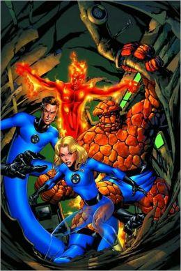 Fantastic Four by J. Michael Straczynski - Volume 1