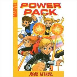 Power Pack: Pack Attack! Digest