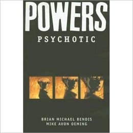 Powers, Volume 9: Psychotic