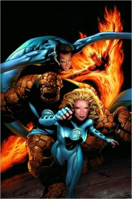 Ultimate Fantastic Four - Volume 5: Crossover