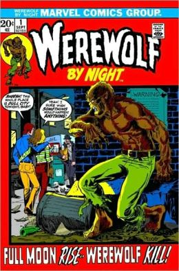 Essential Werewolf by Night, Volume 1