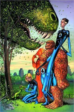 Marvel Adventures Fantastic Four - Volume 2: Fantastic Voyages