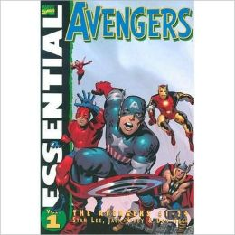 Essential Avengers, Volume 1