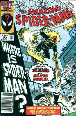 Spider-Man vs. Silver Sable - Volume 1