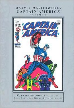 Marvel Masterworks: Captain America - Volume 3
