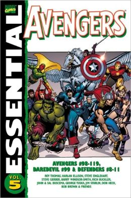 Essential Avengers - Volume 5