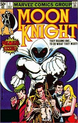 Essential Moon Knight - Volume 1