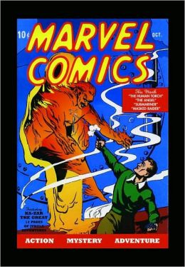 Essential Golden Age Marvel Comics, Volume 1