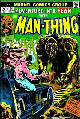 Essential Man-Thing - Volume 1