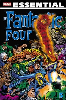 Essential Fantastic Four - Volume 5