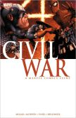 Book Cover Image. Title: Civil War, Author: Mark Millar
