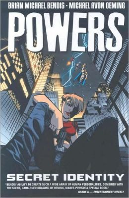 Powers, Volume 11: Secret Identity