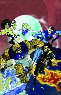 Ultimate X-Men / Fantastic Four