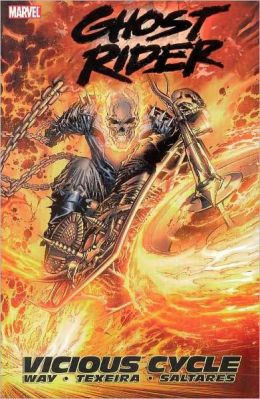 Ghost Rider - Volume 1: Vicious Cycle
