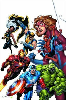 Marvel Adventures The Avengers - Volume 1: Heroes Assembled