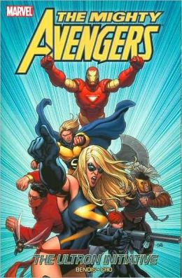 Mighty Avengers - Volume 1: The Ultron Initiative