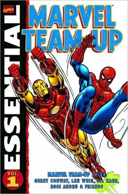 Essential Marvel Team-Up - Volume 1