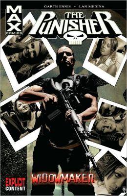 Punisher Max - Volume 8: Widowmaker