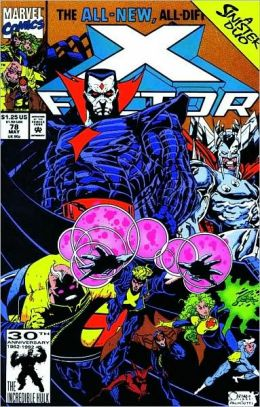 X-Factor Visionaries: Peter David - Volume 2