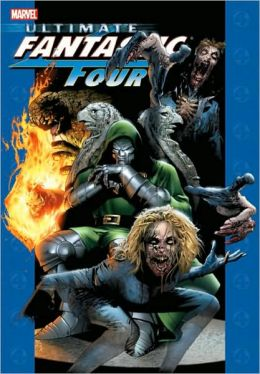 Ultimate Fantastic Four - Volume 3
