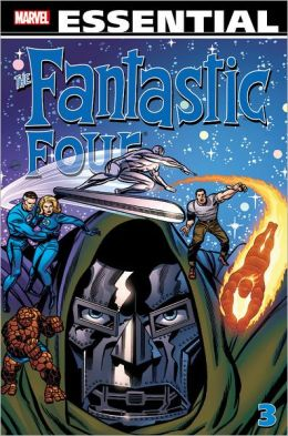 Essential Fantastic Four - Volume 3
