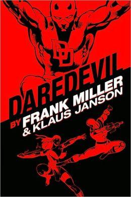 Daredevil by Frank Miller and Klaus Janson Omnibus