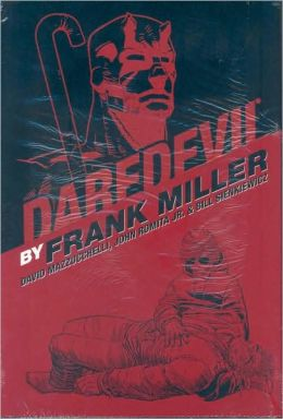 Daredevil by Frank Miller Companion