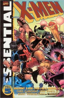 Essential X-Men - Volume 5