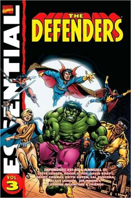 Essential Defenders - Volume 3