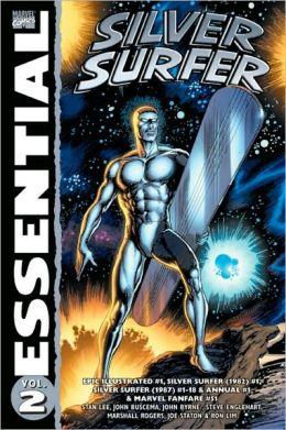 Essential Silver Surfer - Volume 2