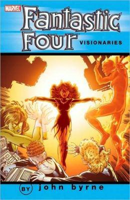Fantastic Four Visionaries: John Byrne - Volume 7