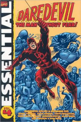 Essential Daredevil - Volume 4