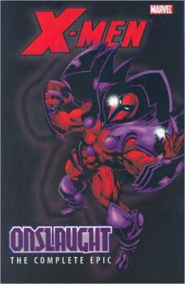 X-Men: The Complete Onslaught Epic - Book 1