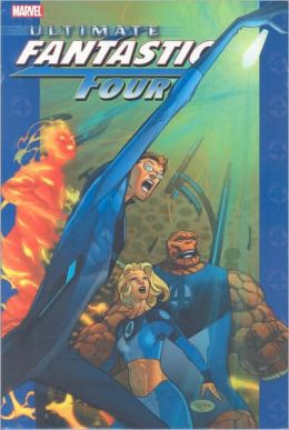 Ultimate Fantastic Four - Volume 4