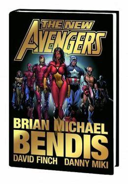 New Avengers, Volume 1 Bendis Variant